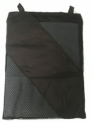 Large Microfibre Towel Carry Bag Gym Travel Camping Bath Sport Yoga Gift Compact