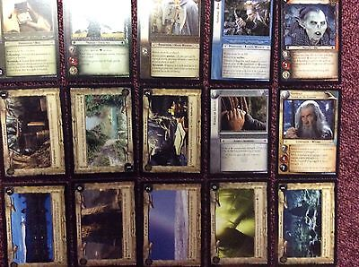 Pack 15 Rare Cards Lord of the Rings 11 Shadows LOTR Decipher 11r23
