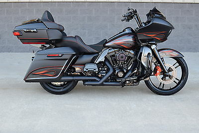 2016 Harley-Davidson Touring  2016 ROAD GLIDE ULTRA CUSTOM *1 OF A KIND* $20K IN XTRA'S! BLACK OPS!! MUST SEE!