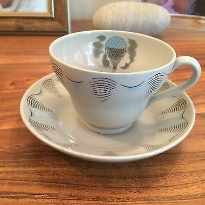 wedgwood eric ravilious tea cup and saucer