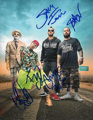 Limp Bizkit Band Reprint Autographed Signed Picture Photo Collectible Fred Durst