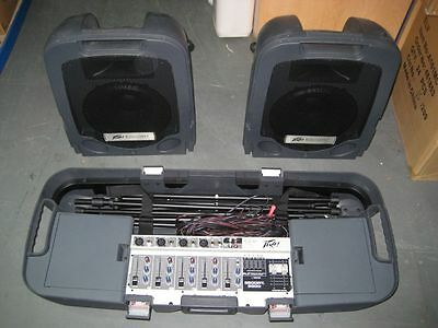 Peavey Escort 3000 portable PA system – Used