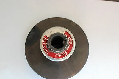 """Lovejoy 7010  Variable Speed Pulley, 1 1/8"""" Bore 7"""" OD"""