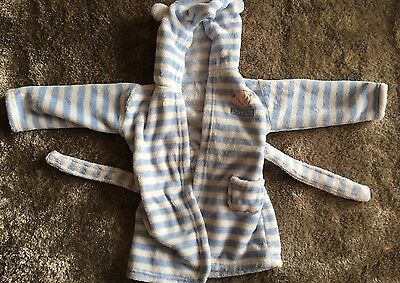 Boys George 12-18 months Dressing Gown