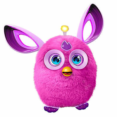 Furby Connect Electronic Pet In Purple With Sleep Mask;new!!!!!!!!