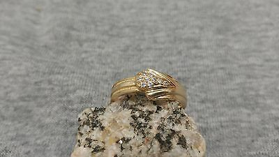 10k gold spoon ring style