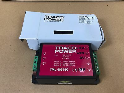 Traco Power TML 40515C Transformateur Power supply
