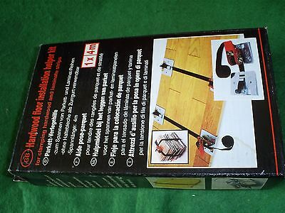 Laminate Flooring Installation Clamp With 4 M Strap