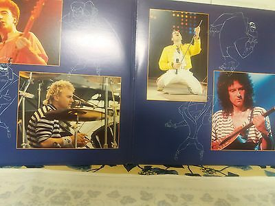 """Lp In Vinile Dei Queen """" Live At Wembley 86"""