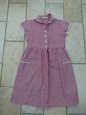 M&S school dress for age 8-9