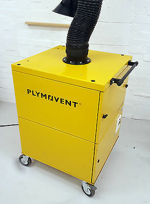 Plymovent MULTI FUME CADDY Mobile Fume Extractor Extraction Welding TIG Air