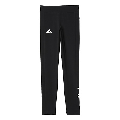 LEGGINGS ADIDAS JUNIOR YG LINEAR TIGHT palestra fitness training