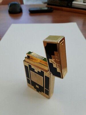 ST Dupont 06DOTA7 Yellow Gold Limited Edition Lighter Made in France