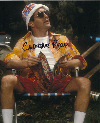 Christopher Ryan SIGNED photo - J623 - The Young Ones