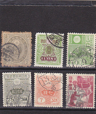 Stamps of Japan.