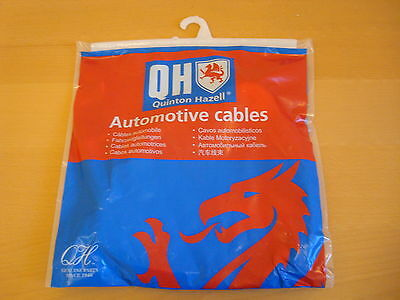 CLUTCH CABLE for FORD ESCORT MK 1 from 1967 to 1972 -880mm - QH (Quinton Hazell)