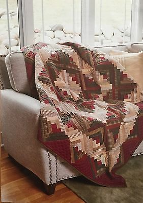 Quilt Pattern from Magazine/Book - Town Square