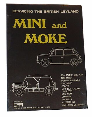 Mini And Moke Service Manual