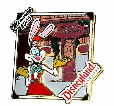 LE Disney Pin✿Who Framed Roger Rabbit Memories Collection Pirates of Caribbean