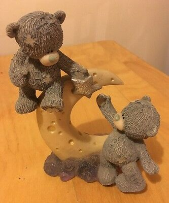 Unboxed Me To You Figurine - Over The Moon - 2004 - Rare.