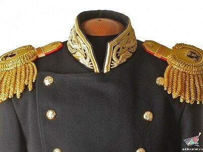 Imperial Russian Navy Guards Uniform/ Jacket M1855-1917, Best Quality Replica