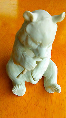 Kaiser Porcelain Bear in Perfect Condition
