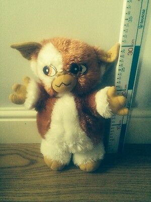 Gremlin 2 'the New Batch'  Soft Plush Toy Figures -Hasbro 1991