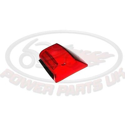 REAR LIGHT LENS RED Vespa PX 125 E