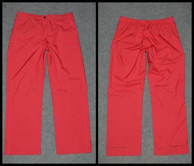 Nike Golf Trousers WATERPROOF WIND PROTECTION BREATHABITE  size XL