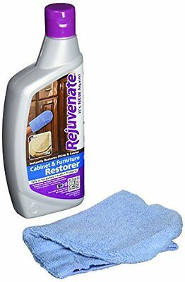 For Life Products RJ12CCB Rejuvenate Cabinet And Furniture Polish And Rest...NEW
