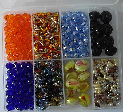 Jewellery Making Boxed Bead Set - New