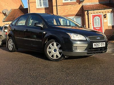 2007/57 Ford Focus 1.6 LX Low Mileage