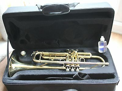 Artemis Bb Trumpet in excellent condition, bought new, but rarely used!
