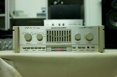 amplificatore Marantz pm710dc stereo vintage old school audiophile