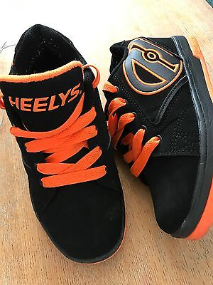 Heelys size 3 - used all of 3 times