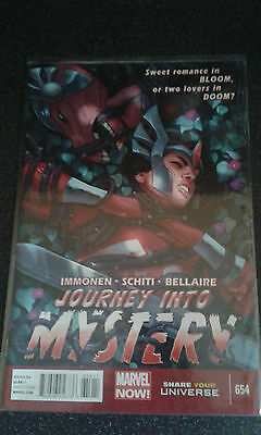 Journey Into Mystery Issue 654 Marvel Now