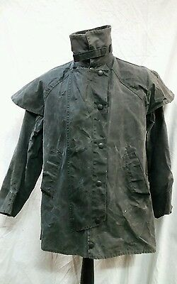 """Mens Barbour Backhouse Town & Country  Wax Coat Size 38"""" Chest"""
