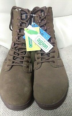 Magnum Sued desert combat boots! very good condition! Size 4M
