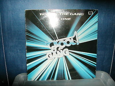 Kool and the Gang-As one LP 1982