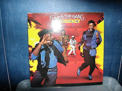 Kool and the Gang-Emergency LP 1984  French