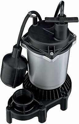 Flotec FPZS50T 1/2 HP Submersible Sump Pump...NEW