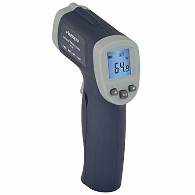 MeasuPro Temperature Gun Non-Contact Digital Infrared Thermometer with Las...NEW