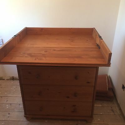 Baby Changing Table With Drawers