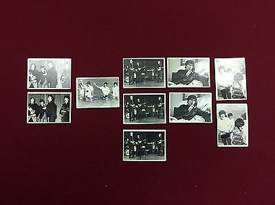 Lot Of (10) 1964 The Beatles 3rd Series Trading Cards
