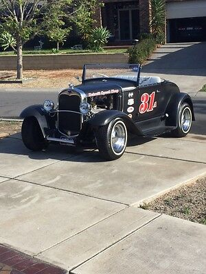 1931 A Modified Roadster