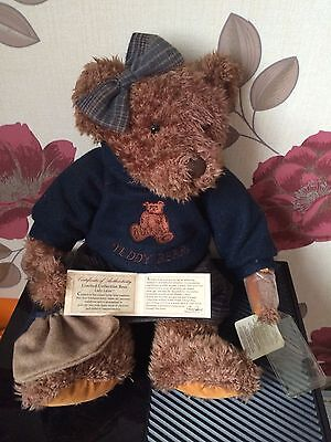 Russ Bear Vintage Edition Collection Lady Laine