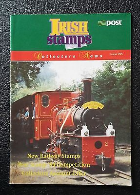 Irish Stamps Collectors News  Issue 1/95