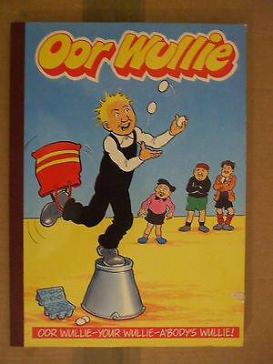Oor Wullie Annual 1990 - Excellent Condition