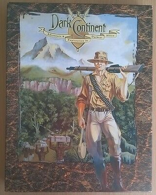 Dark Continent Roleplaying Game
