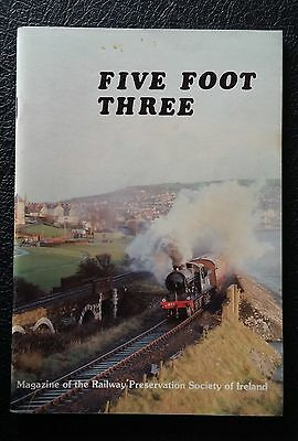 """Five Foot Three"" The Railway Preservation Society of Ireland"
